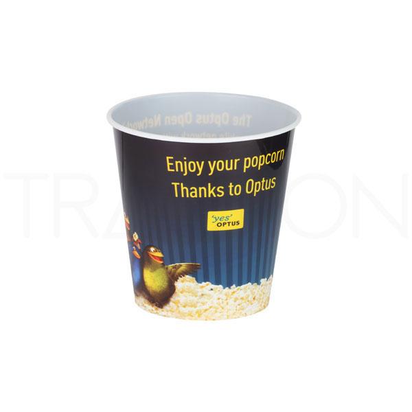 Event Merchandise - Optus Popcorn Buckets
