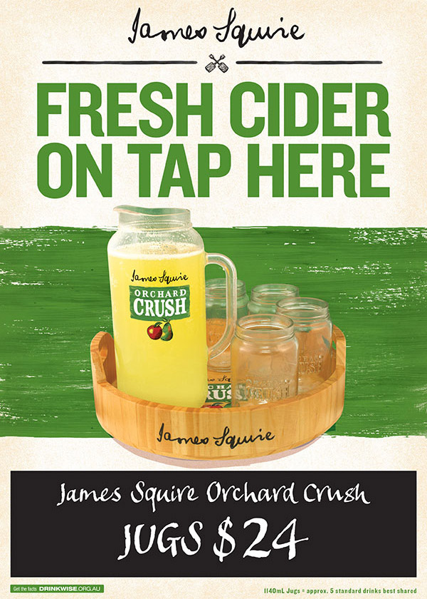 Bespoke Products - Orchard Crush Drinkware