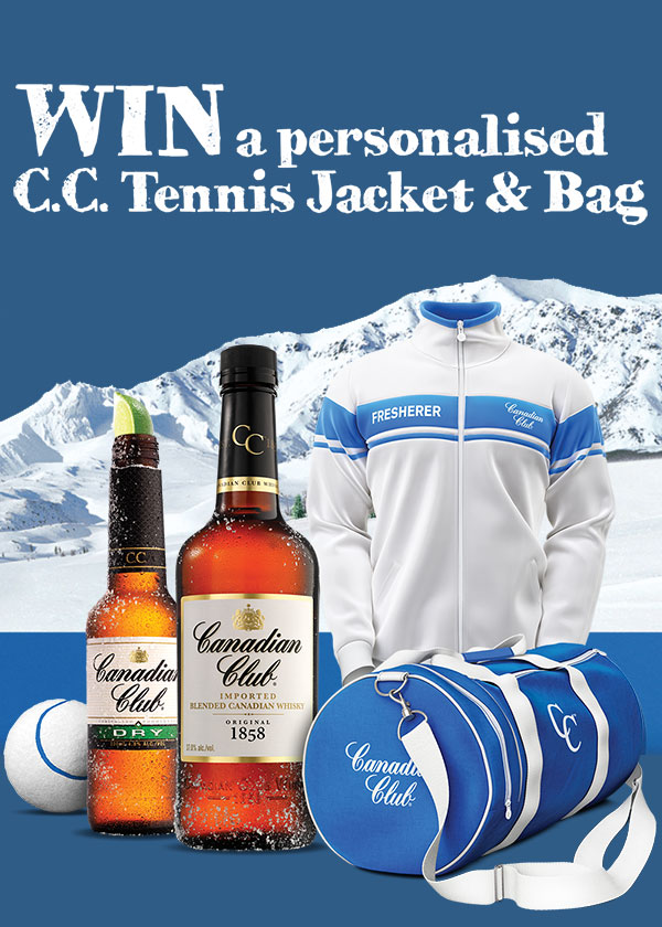 Bespoke Products - Canadian Club Tennis Jacket