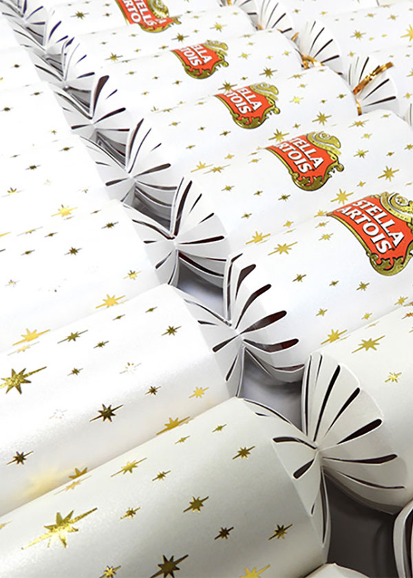 Promotional Products - Stella Christmas Crackers