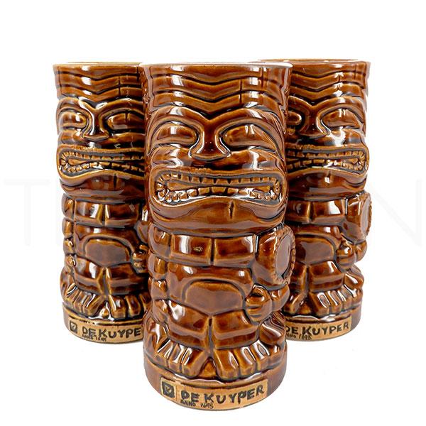 Venue Visibility - De Kuyper Tiki Mugs