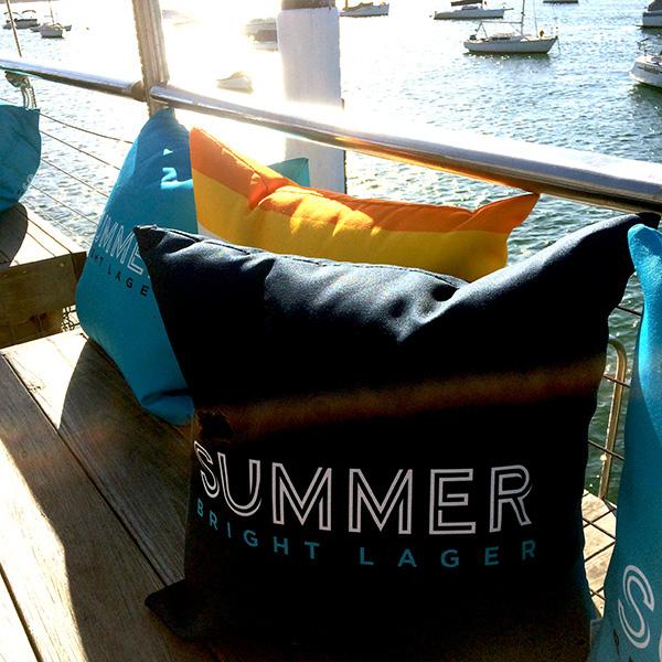 Venue Visibility - XSBL Cushions