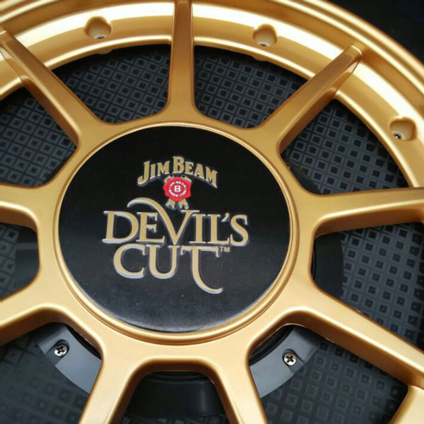 bespoke-products-jim-beam-tyre-speaker-grill