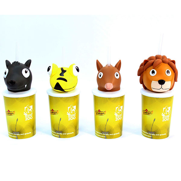 Branded Merchandise - Melbourne Zoo Cups